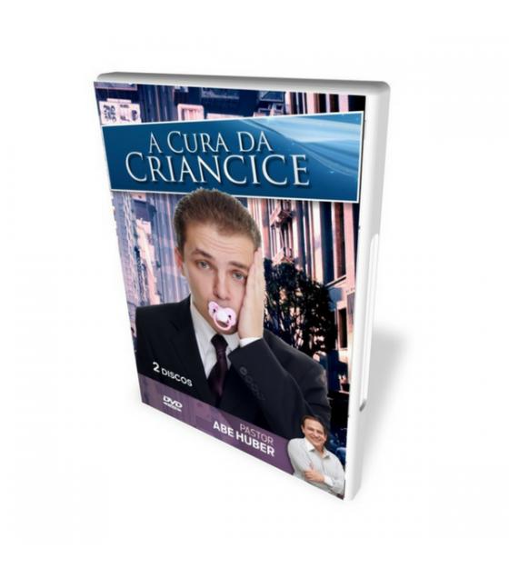 DVD A Cura da Criancice