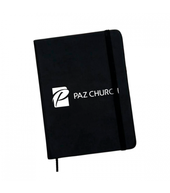 Caderno de Anotações Paz Church