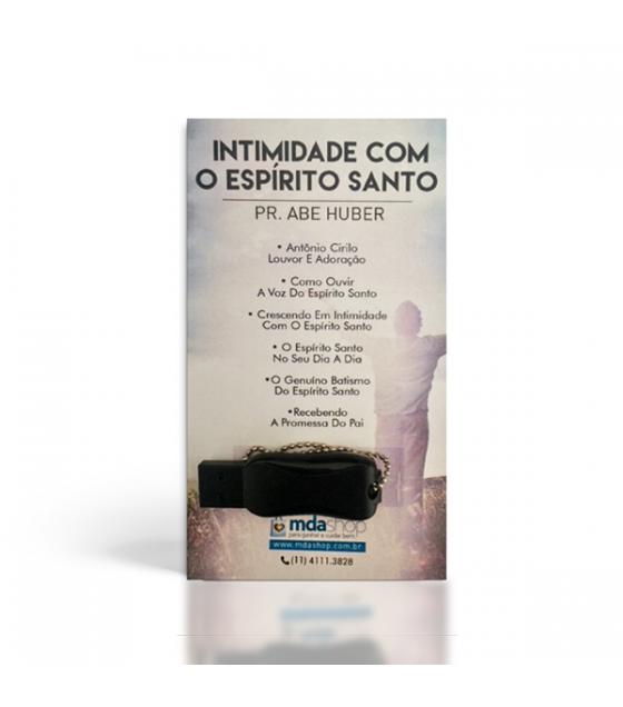 Pen Drive: Série Intimidade com o Espírito Santo