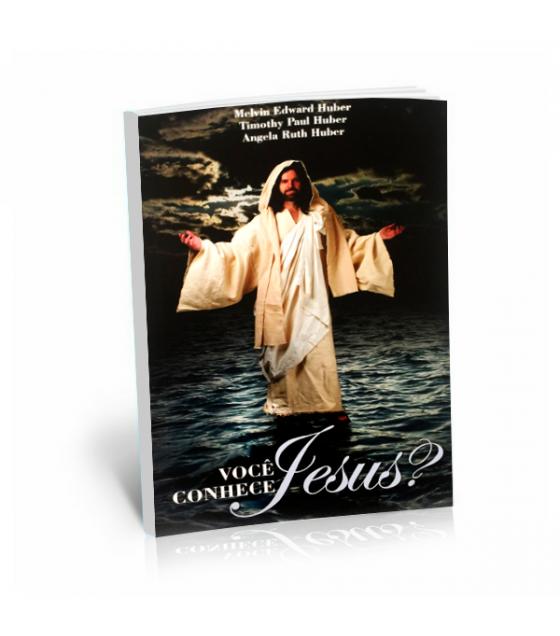 Você Conhece Jesus ?