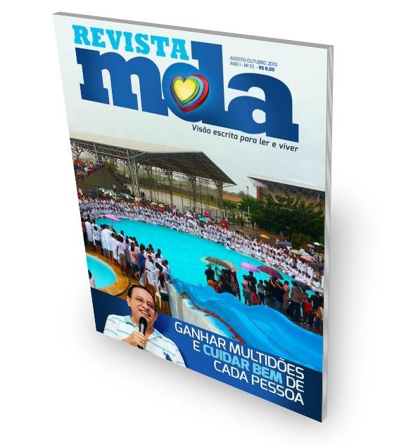 Revista MDA Nº 01