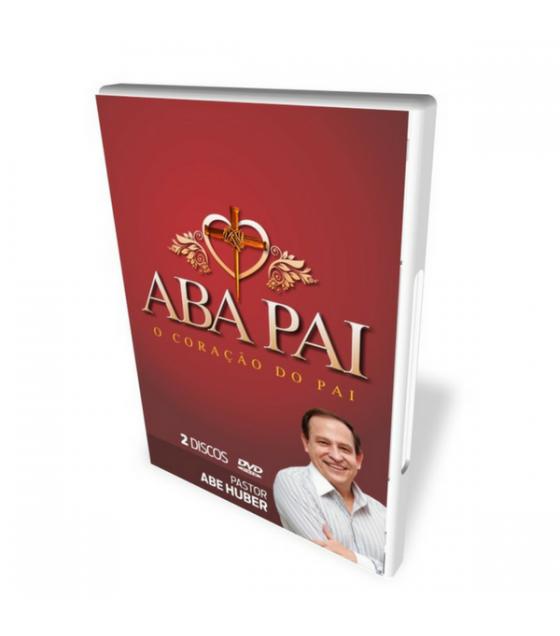 DVD Aba Pai: O Coração do Pai