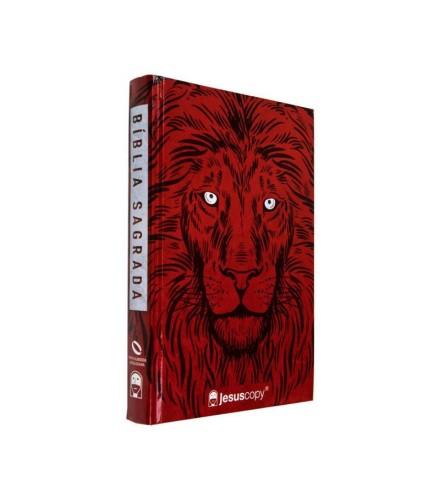 Bíblia Leão Vermelho | NAA | JesusCopy