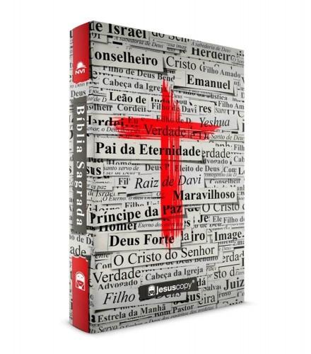 Bíblia Cruz | NVI | JesusCopy