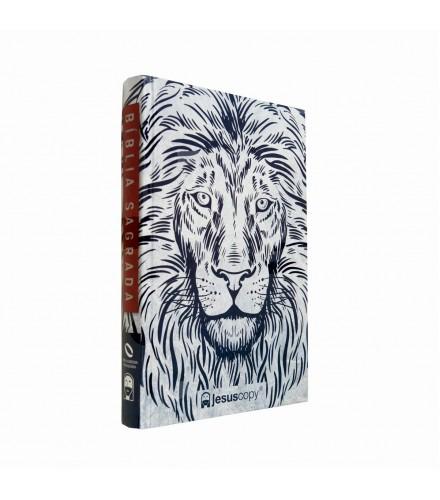 Bíblia Leão Branco | NAA | JesusCopy