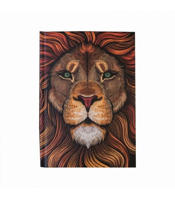 Bíblia Leão Colorido - NAA
