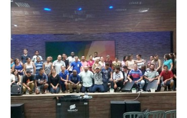 SEMDA promove treinamento em Curitiba