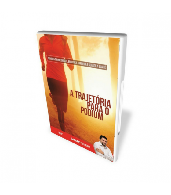 DVD A Trajetória para o Podium