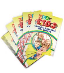 MDA Kids (kit 20 unidades)