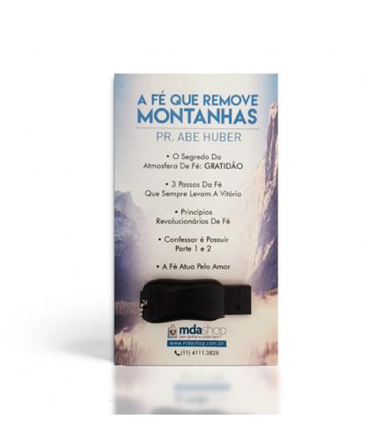 Pen Drive: Série A Fé que Remove Montanhas