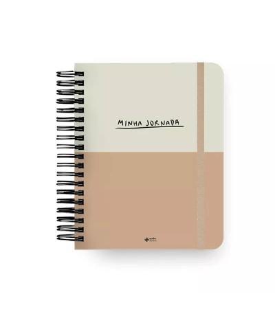 Planner Minha Jornada Colagem - Thays Lessa e Juliana Luziê